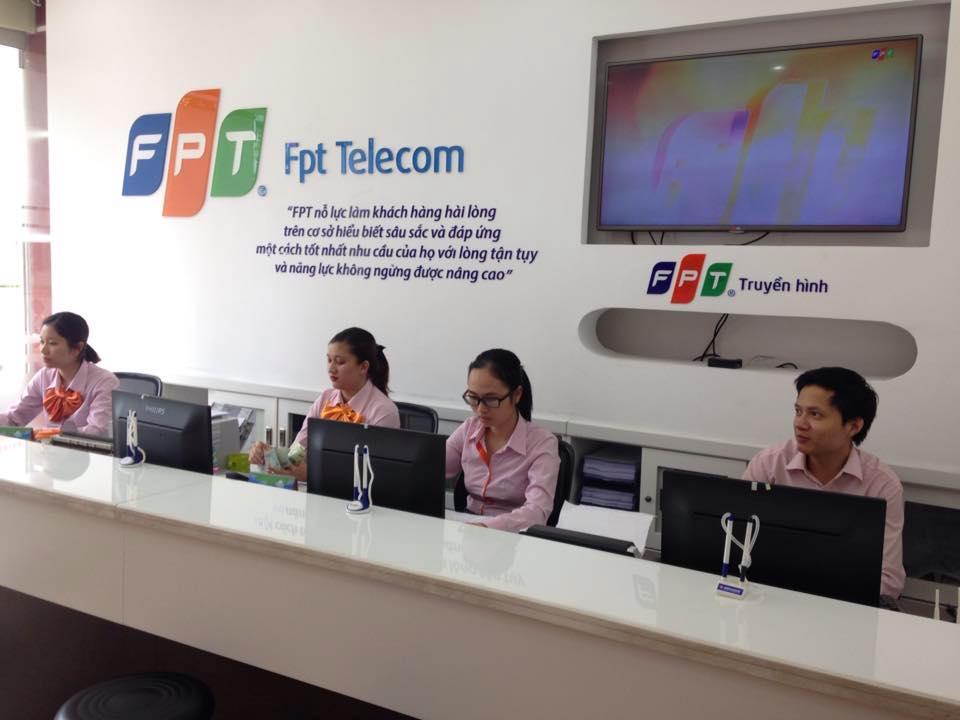 Chi nhánh văn phòng giao dịch FPT