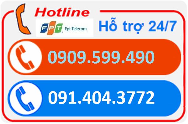 Lắp mạng FPT phường Cô Giang TPHCM