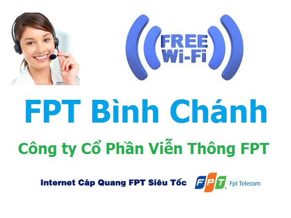 Lắp internet FPT huyện Bình Chánh TPHCM