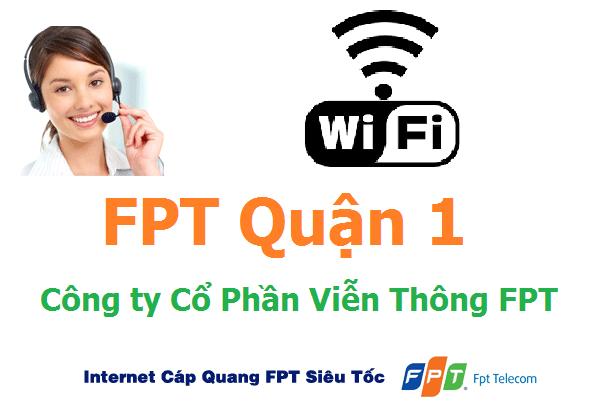 Lắp đặt mạng internet FPT quận 1 TPHCM giá cực tốt