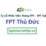 Lắp Đặt Mạng FPT Quận Thủ Đức Tại Thành Phố Hồ Chí Minh