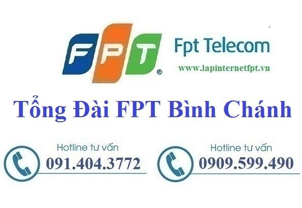 Tổng Đài FPT Huyện Bình Chánh