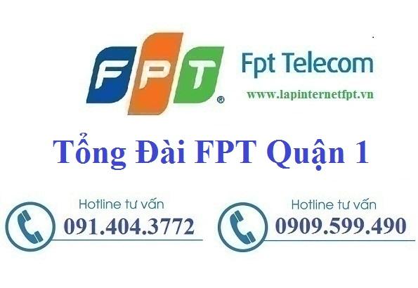 Lắp Đặt Mạng FPT Quận 1 Tại Thành Phố Hồ Chí Minh