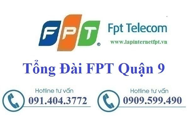 Đăng ký cáp quang FPT Quận 9