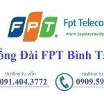 Lắp Đặt Mạng FPT Quận Bình Tân