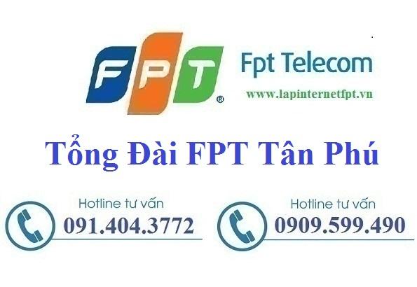 Tổng Đài FPT Quận Tân Phú