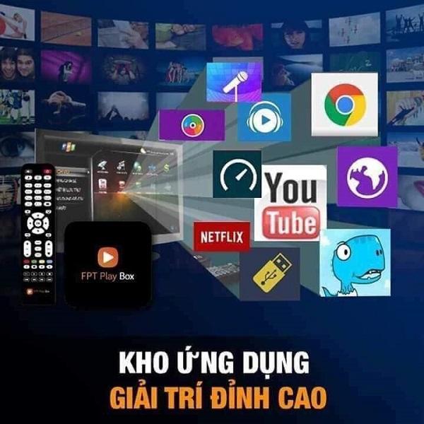 Kho giải trí truyền hình FPT Nha Trang