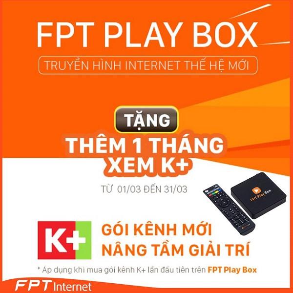 Đăng Ký Truyền Hình FPT Thái Bình