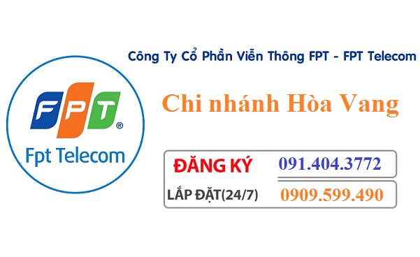 Lắp đặt mạng FPT huyện Hòa Vang Đà Nẵng