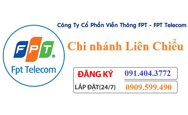 Lắp internet FPT quận Liên Chiểu Đà Nẵng