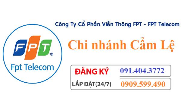 Lắp mạng FPT quận Cẩm Lệ Đà Nẵng