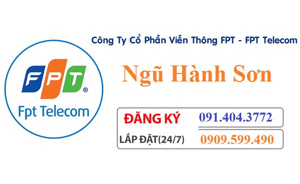 Lắp đặt mạng FPT quận Ngũ Hành Sơn Đà Nẵng