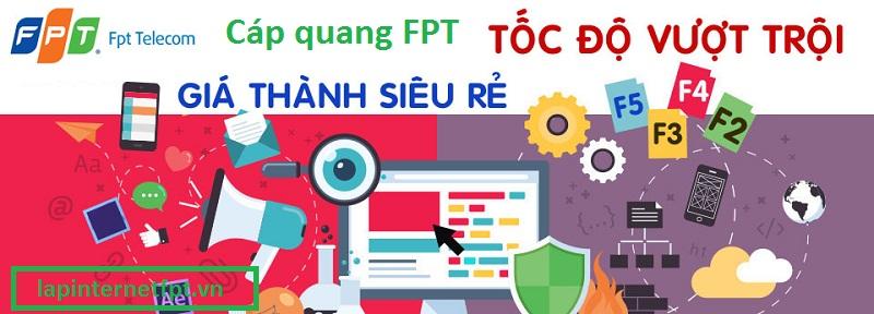 Cáp quang FPT Quảng Ninh