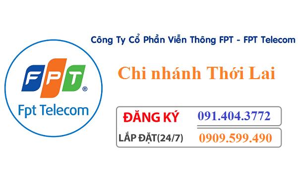 Lắp đặt internet FPT huyện Thới Lai Cần Thơ