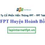 Lắp Đặt Mạng FPT Huyện Hoành Bồ Quảng Ninh Tốc Độ Cao