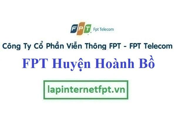 Đăng ký cáp quang FPT Huyện Hoành Bồ