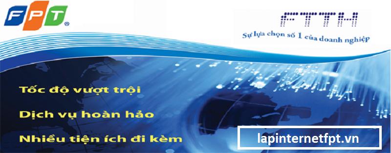 Cáp quang FPT Thái Bình