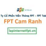 Lắp Đặt Mạng FPT Thành Phố Cam Ranh