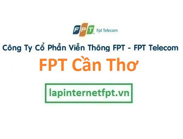 Lắp Đặt Mạng FPT Cần Thơ