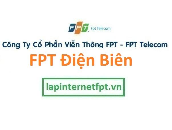 Lắp đặt internet FPT Điện Biên