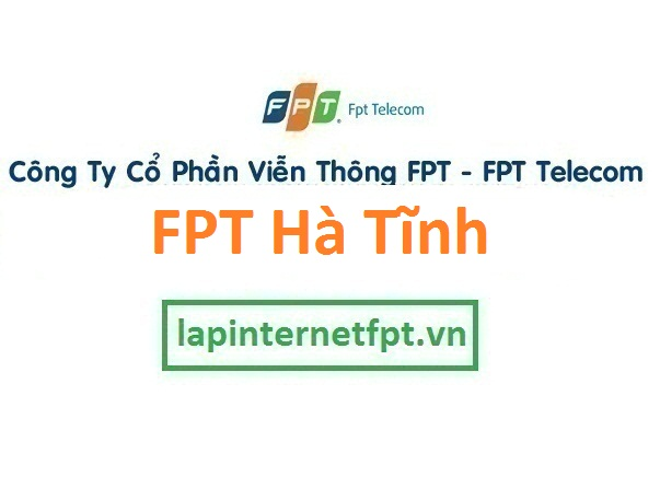 Lắp internet FPT Hà Tĩnh