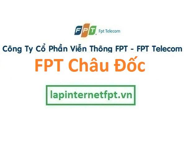 Lắp đặt mạng FPT Châu Đốc An Giang