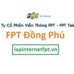 Lắp Đặt Mạng Fpt Huyện Đồng Phú Tỉnh Bình Phước