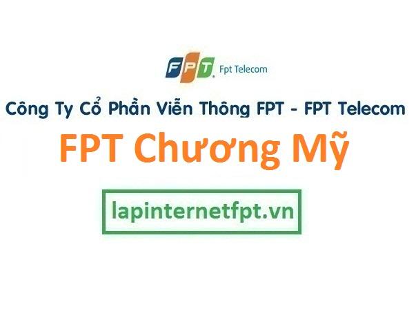 Lắp đặt mạng FPT huyện Chương Mỹ Hà Nội