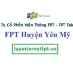 Lắp Đặt Mạng FPT Huyện Yên Mỹ tỉnh Hưng Yên