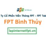 Lắp Đặt Mạng FPT Quận Bình Thủy Thành Phố Cần Thơ