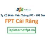 Lắp Đặt Mạng FPT Quận Cái Răng