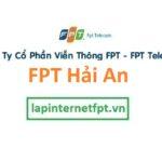 Lắp Đặt Mạng FPT Quận Hải An Thành Phố Hải Phòng