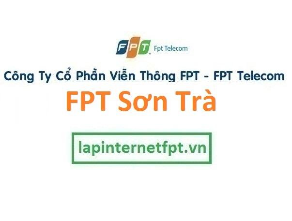 Lắp mạng FPT quận Sơn Trà