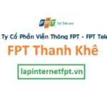 Lắp Đặt Mạng FPT Quận Thanh Khê Thành Phố Đà Nẵng