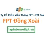 Lắp Đặt Mạng FPT Thị Xã Đồng Xoài Bình Phước