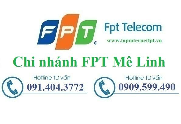 Lắp đặt internet FPT huyện Mê Linh Hà Nội giá khuyến mãi