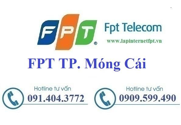 Đăng ký cáp quang FPT Móng Cái