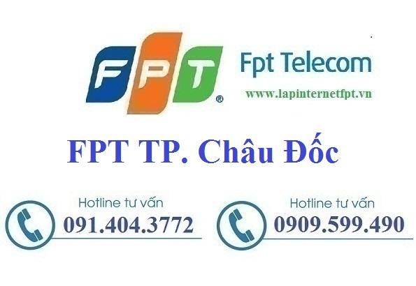 Đăng Ký Cáp Quang FPT Thành Phố Châu Đốc