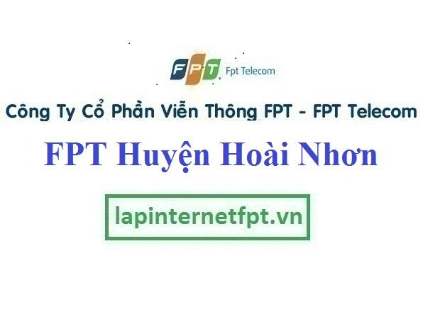 Lắp Đặt Internet FPT thị xã hoài nhơn