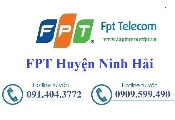Đăng ký cáp quang FPT Huyện Ninh Hải
