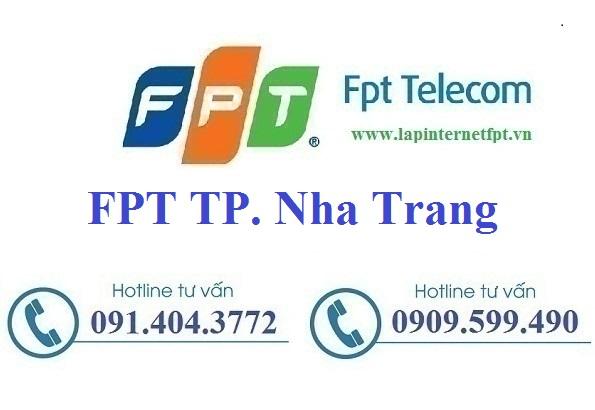 Đăng ký cáp quang FPT Nha Trang