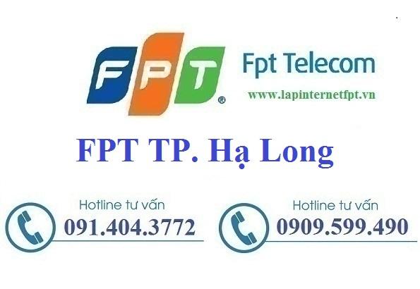 Đăng ký cáp quang FPT Hạ Long