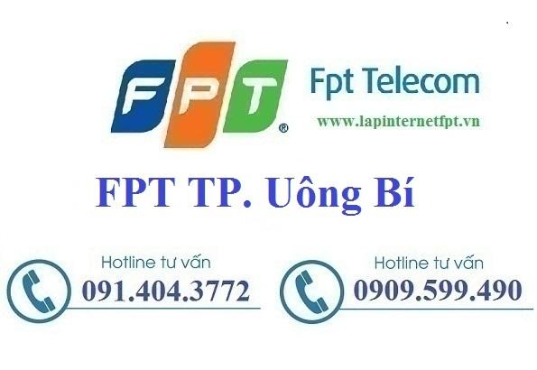 Đăng ký cáp quang FPT Uông Bí