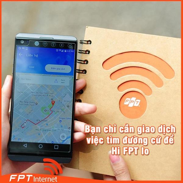 Lắp Đặt WiFi FPT Châu Đốc