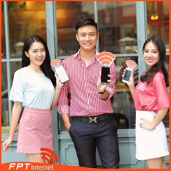 Lắp Đặt WiFi FPT Tiền Giang