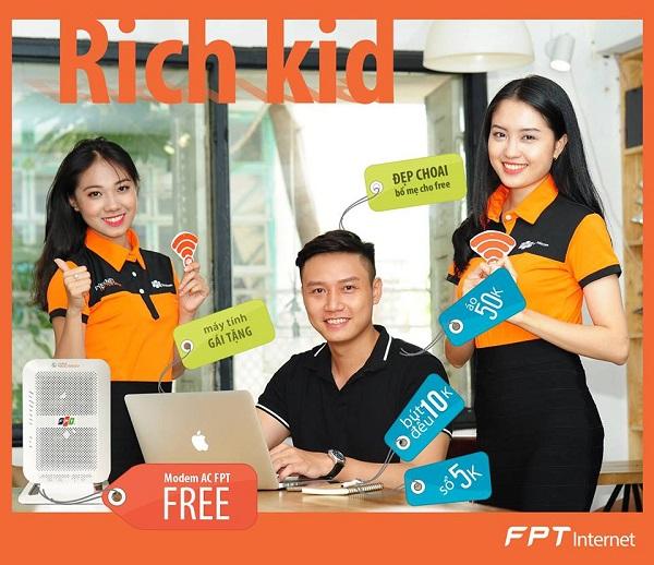 Lắp Đặt WiFi FPT Trà Vinh