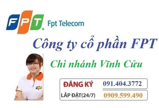Lắp đặt internet FPT huyện Vĩnh Cửu Đồng Nai