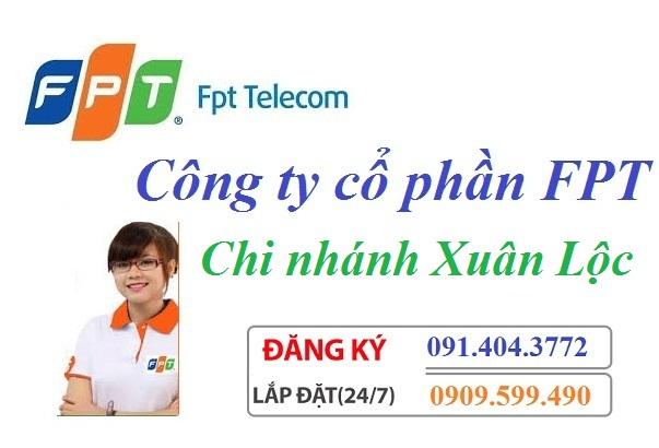 Lắp đặt mạng FPT huyện Xuân Lộc Đồng Nai