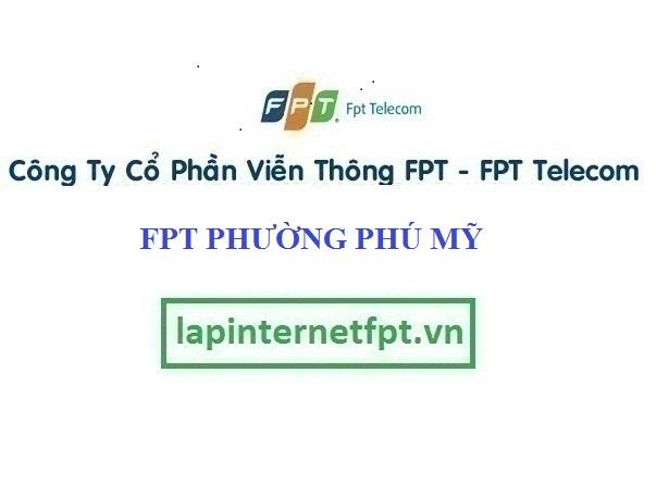 Lắp Mạng FPT Phường Phú Mỹ