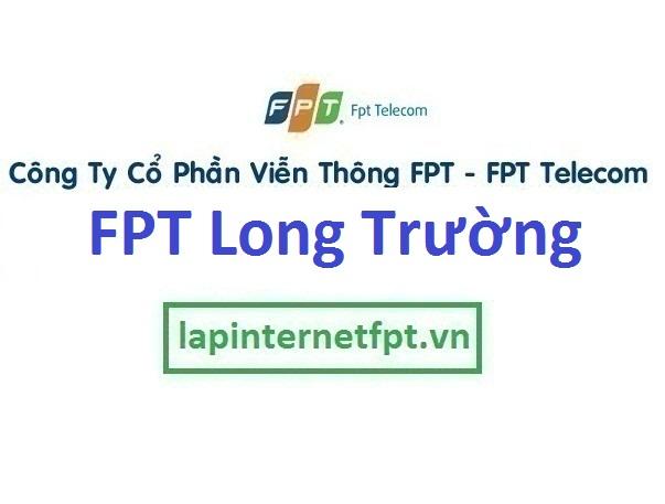 Lắp đặt internet FPT phường Long Trường